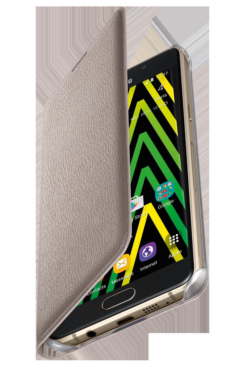 Etui à rabat Samsung A5 2016 OR