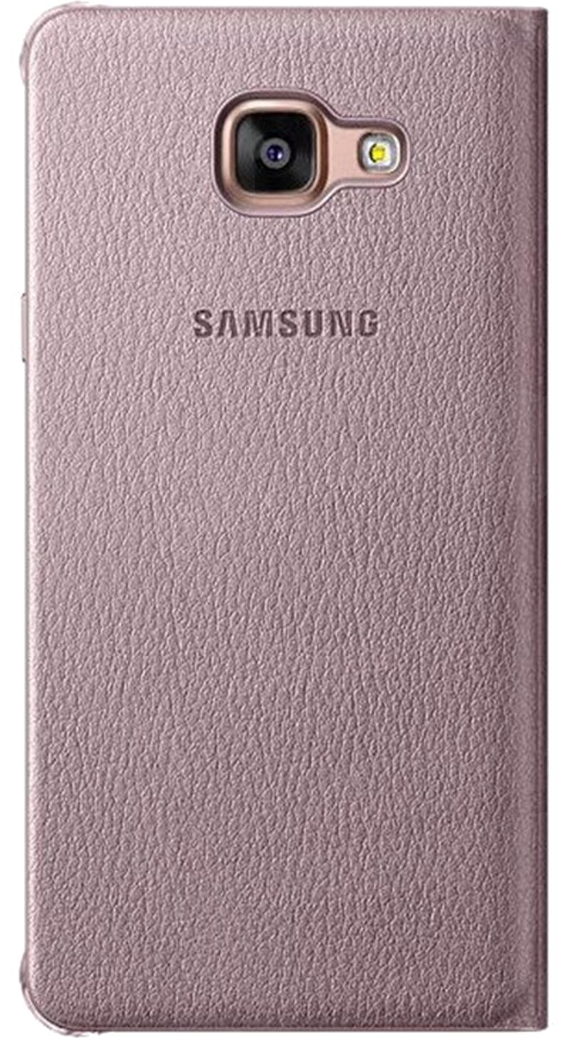 Etui à rabat Samsung A5 2016 ROSE