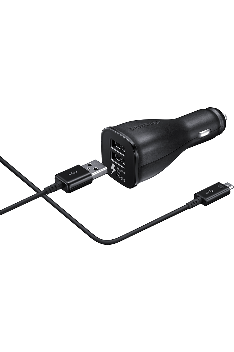 Chargeur allume cigare rapide USB-C Samsung