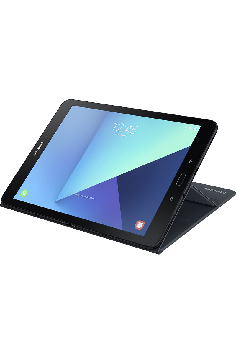 Book cover Galaxy Tab S3 noir