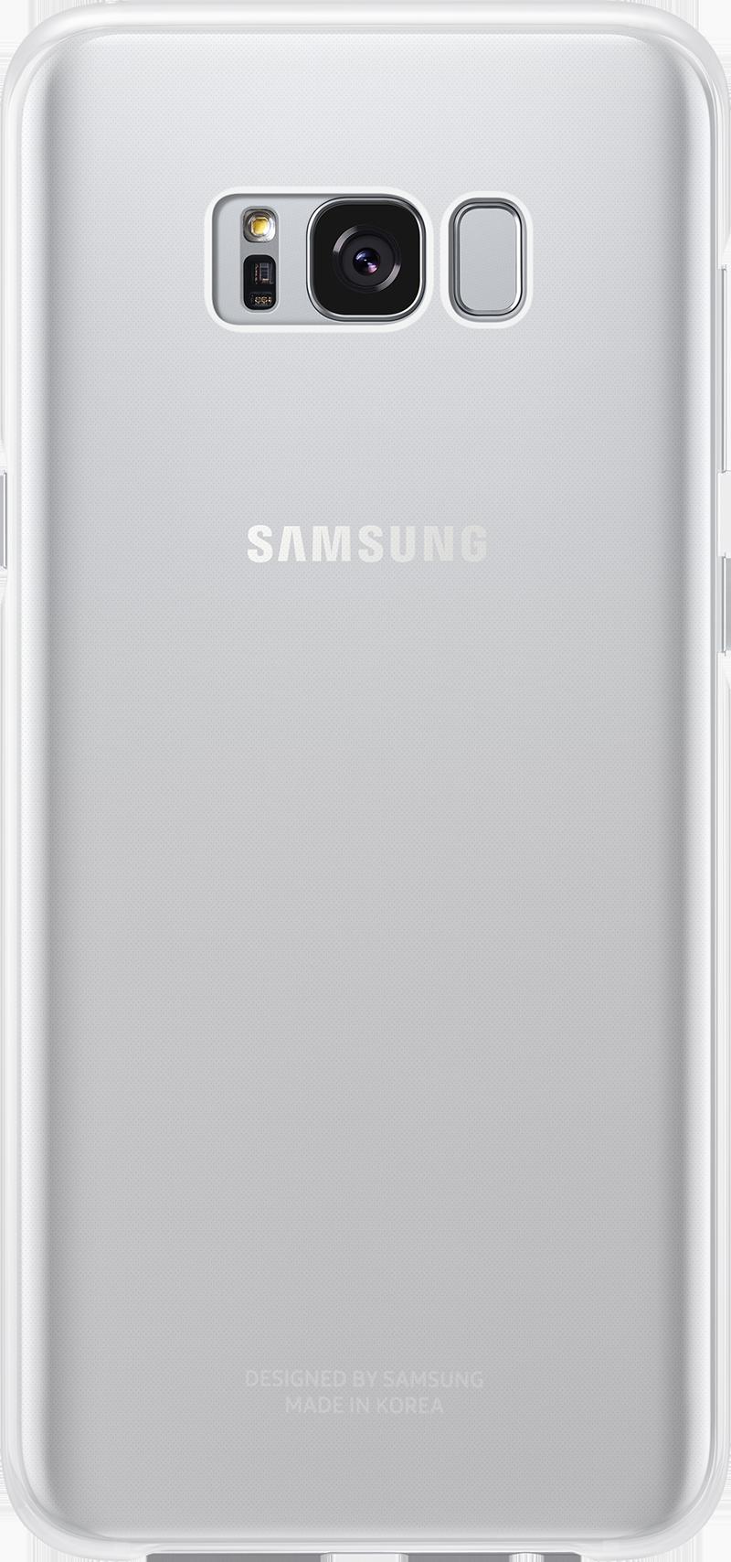 Coque Samsung transparente Galaxy S8+