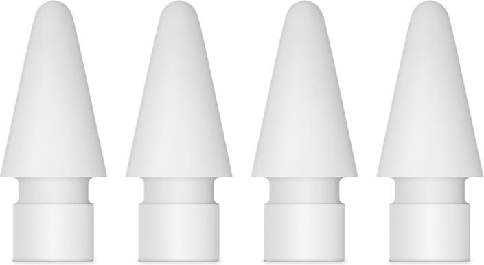 Pointes pour Apple Pencil - Lot de 4