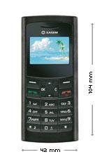 Sagem my101X