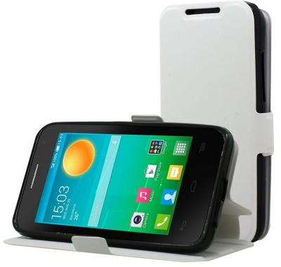 Etui folio Alcatel One Touch Pop D3