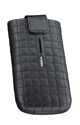 Etui Noir Universel Nokia CP505