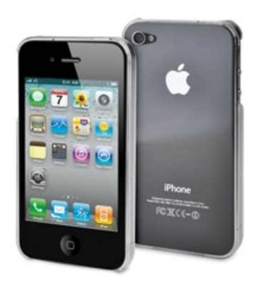 Coque Crystal iPhone 4