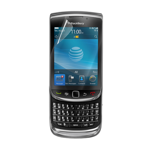 Lot de 2 Films BlackBerry Torch 9800