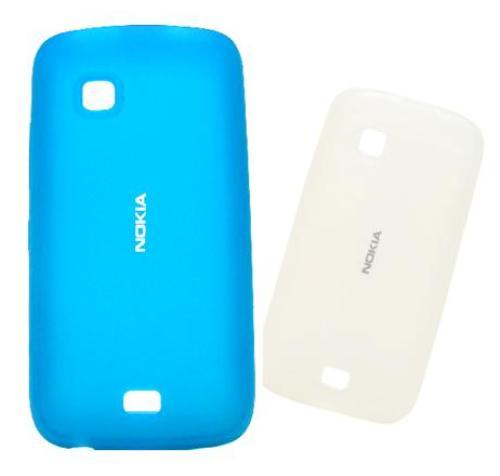 Lot de 2 Coque silicone Nokia C5-03