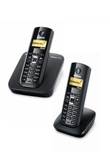 Téléphone fixe Siemens Gigaset A580 duo