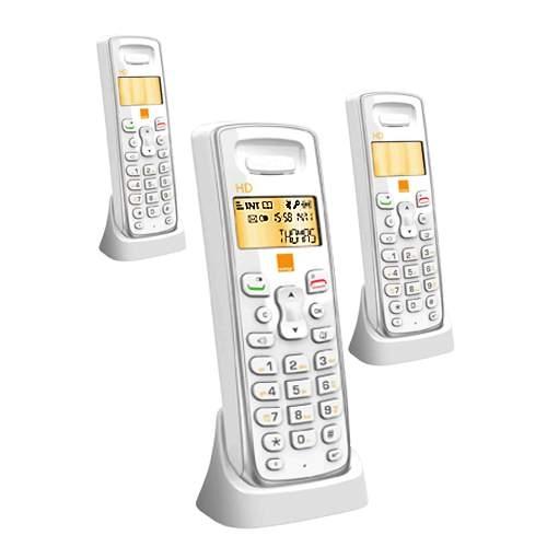 Livephone Sagemcom D46W trio