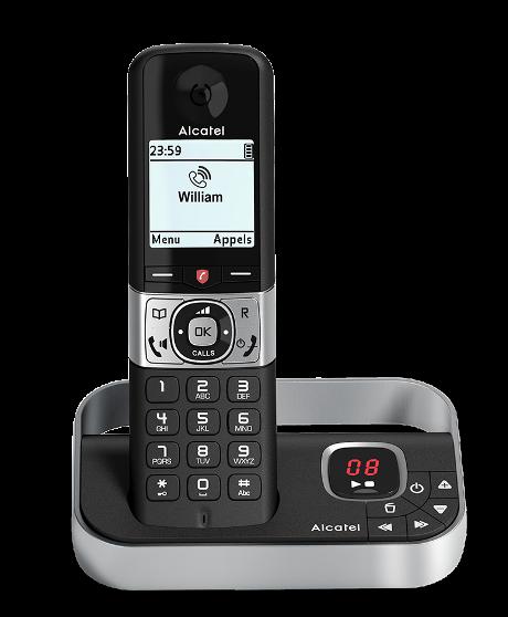 Téléphone fixe Alcatel F890 Voice Solo