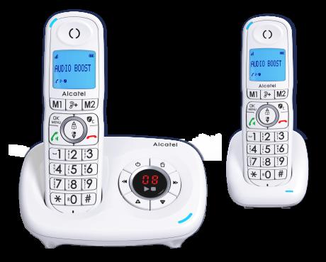 Téléphone fixe Alcatel XL 585 Voice duo