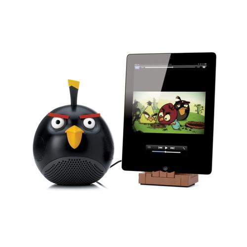 Station Angry Birds Gear4 Noir