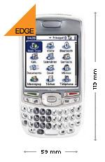 Palm Treo 680 blanc