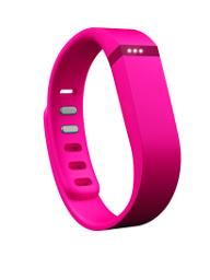 Bracelet Fitbit Flex rose