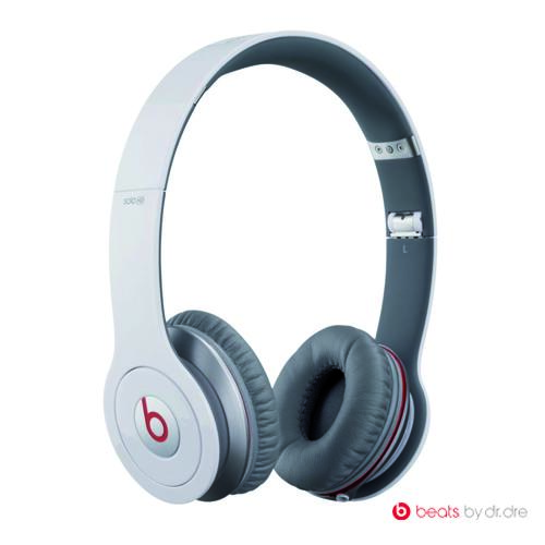 Casque Beat solo HB Blanc