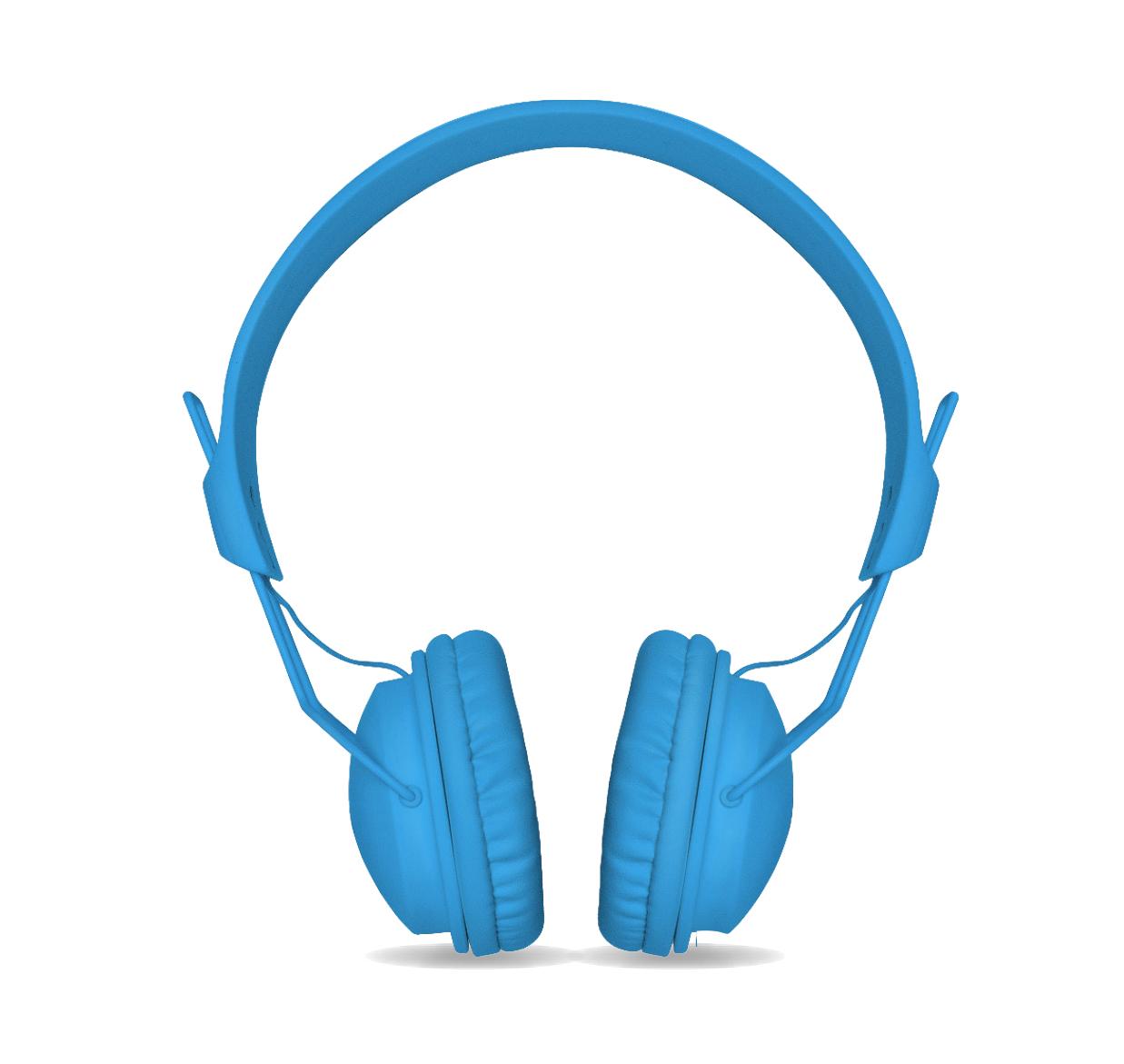 Casque XQisit XQ Color bleu