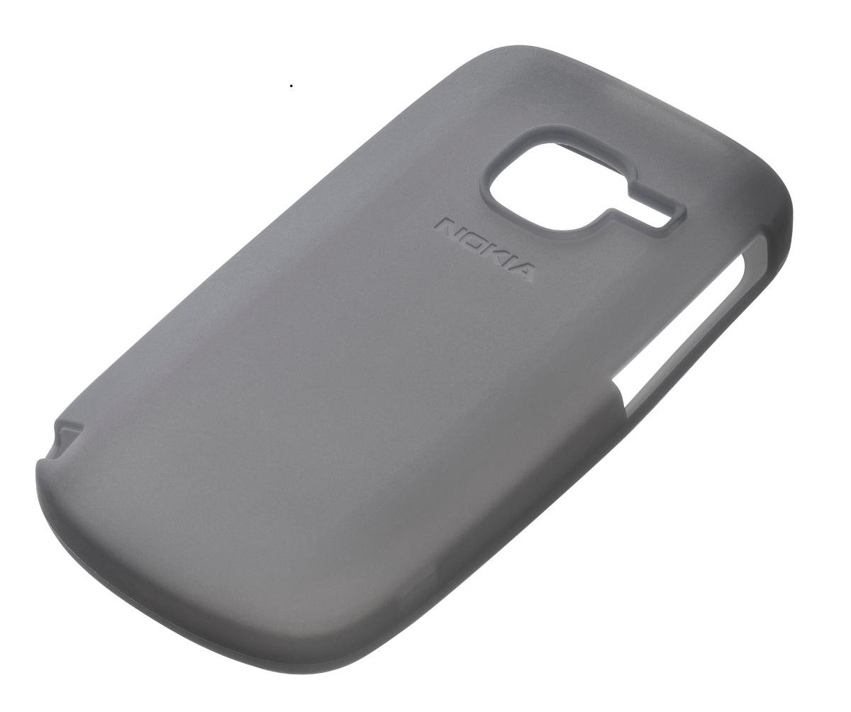 Lot de 2 Coques Silicone Nokia C3 Noir Jaune