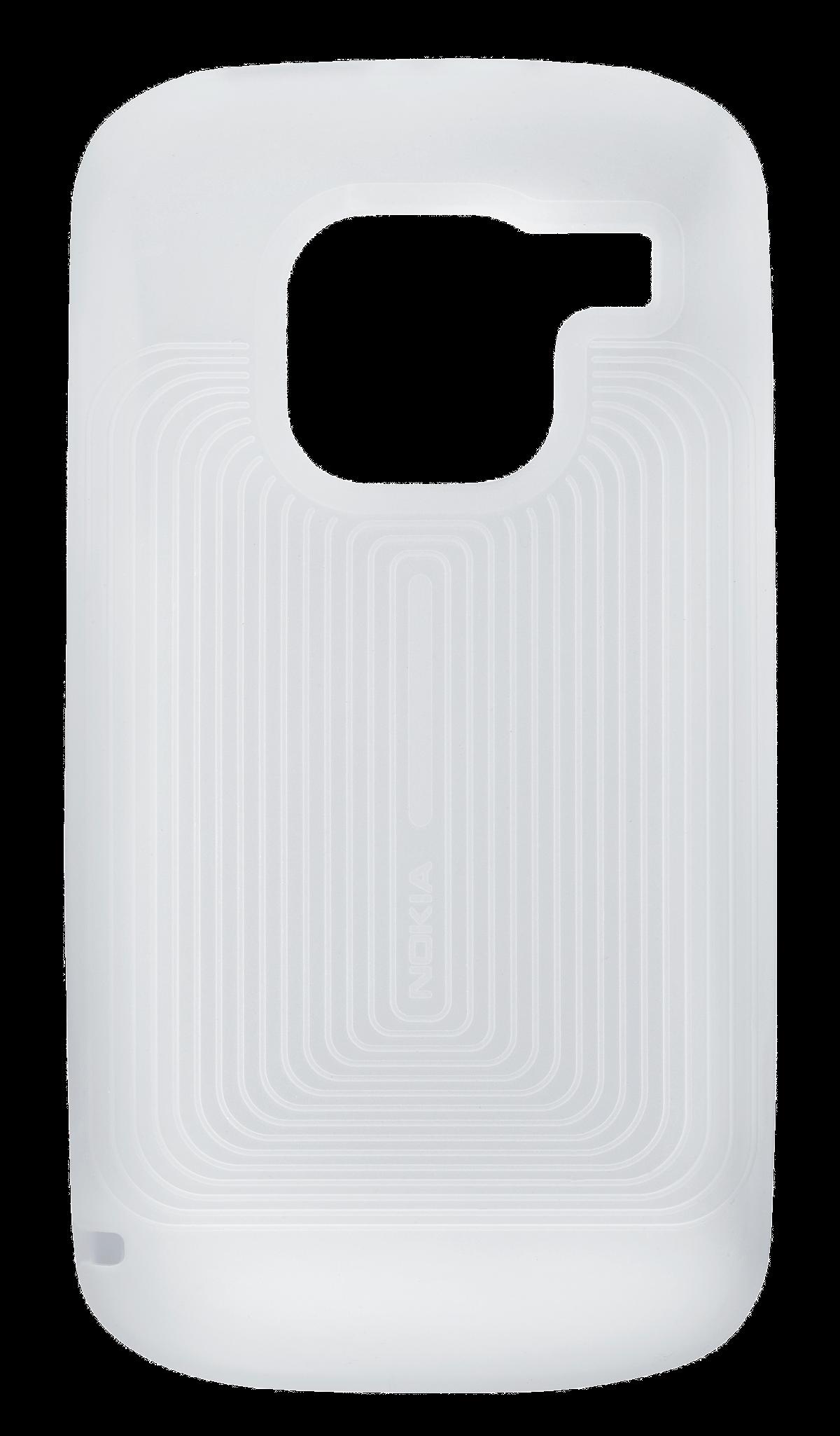 Lot de 2 Coques Silicone Nokia E5