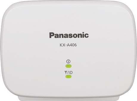 Répéteur DECT IP Panasonic KX-A406