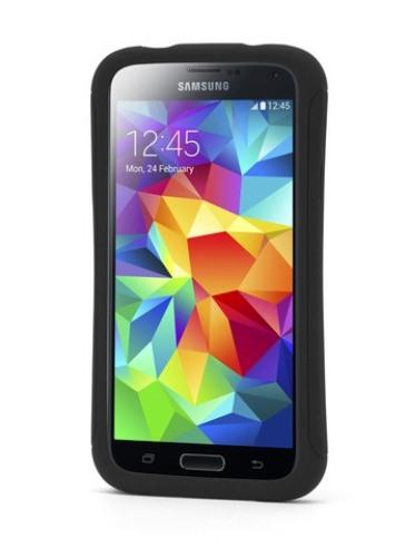 Coque Griffin Survivor Samsung Galaxy S5 noire