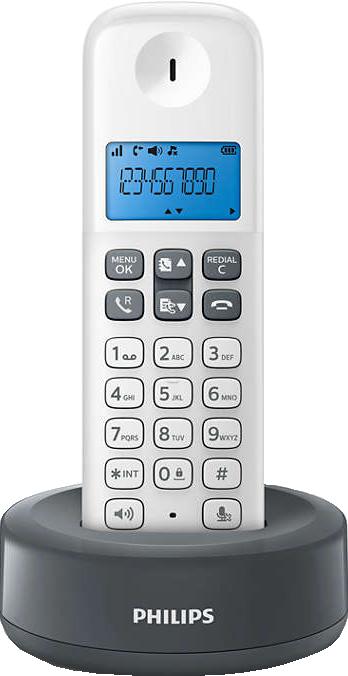 Téléphone fixe Philips D1311 solo