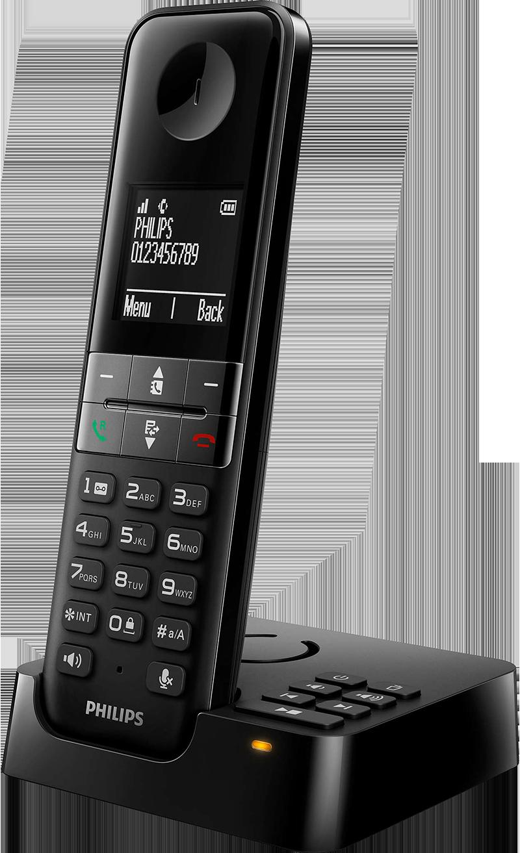 Philips D455 répondeur