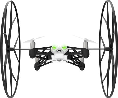 Mini Drone Parrot Rolling Spider blanc