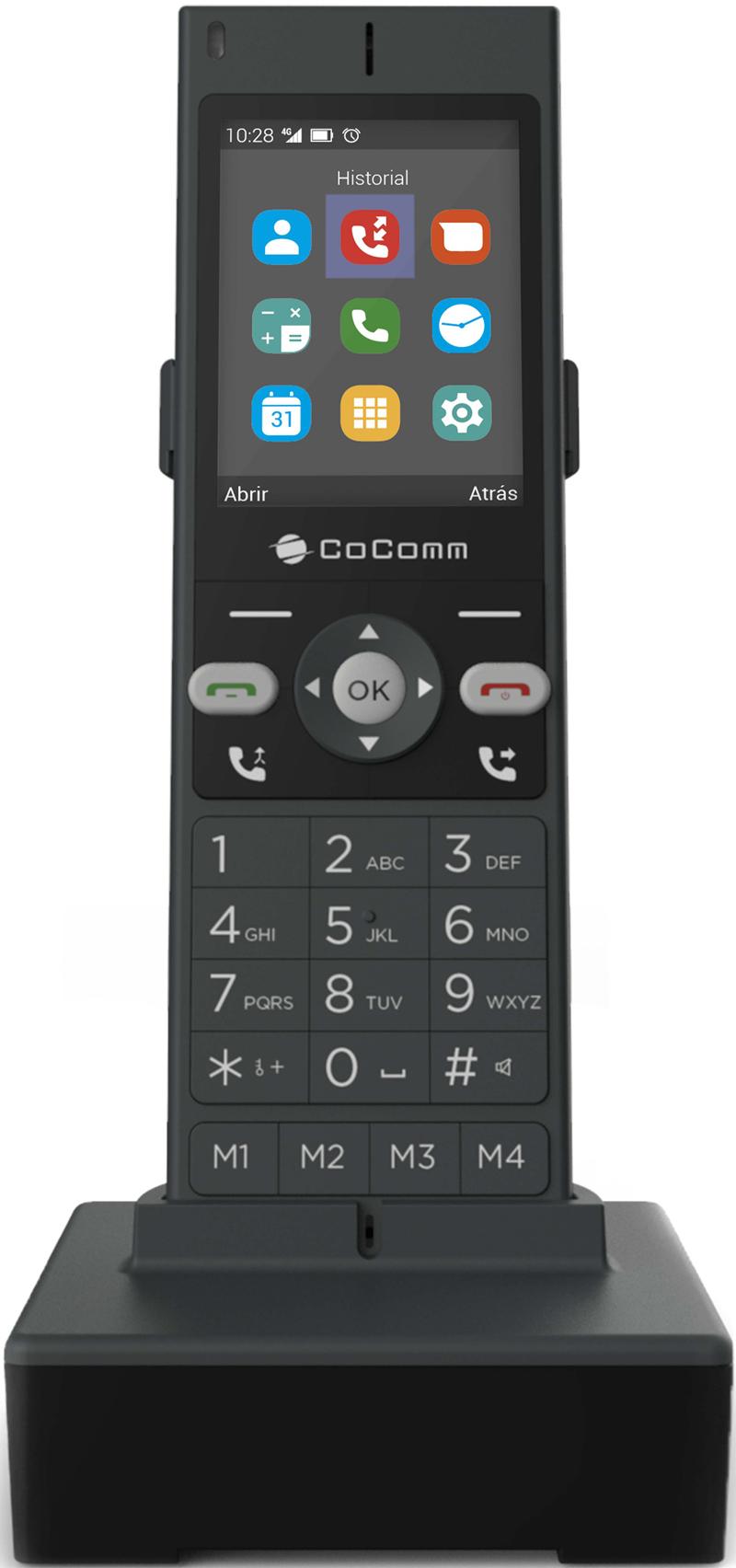 Cocomm DT200 noir 512Mo