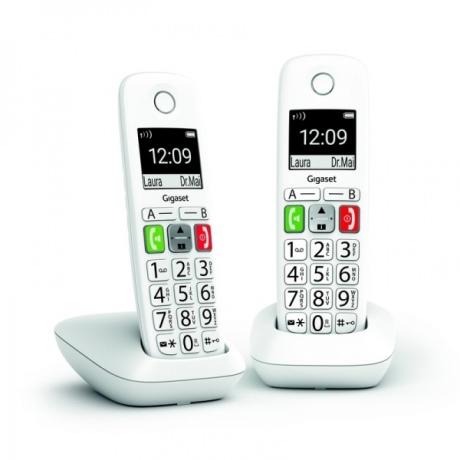 Téléphone fixe Gigaset E 290 duo