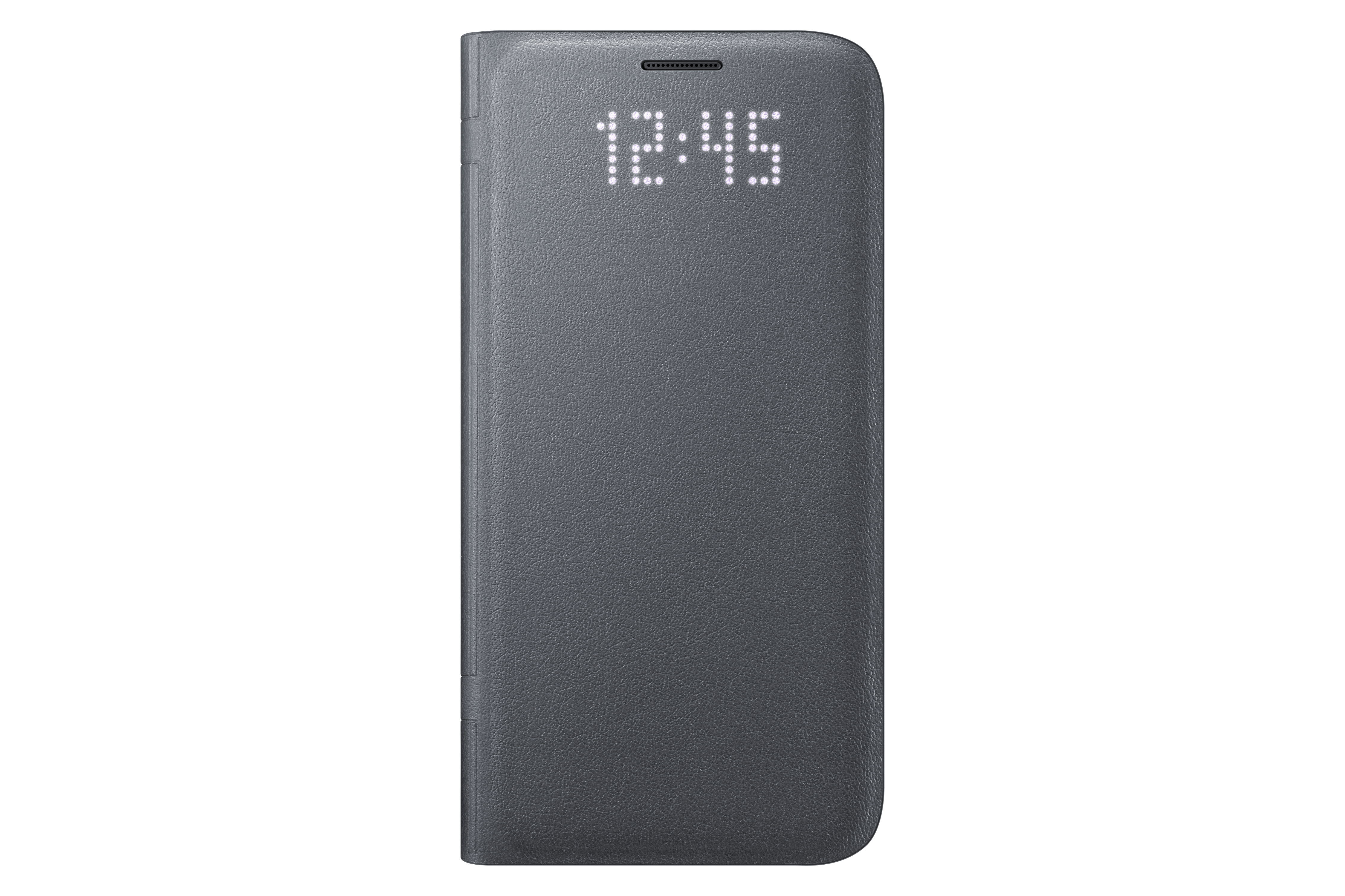 Etui à rabat LED View Samsung Galaxy S7 Noir
