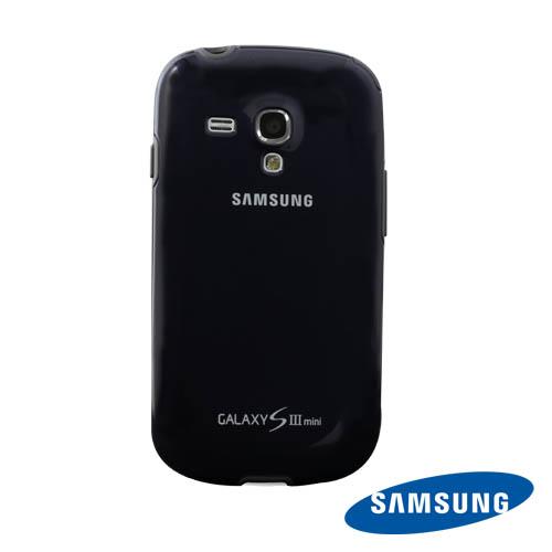 Coque Samsung Bleu Galaxy SIII Mini