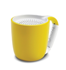 Mini Enceinte Bluetooth Espresso Gear4 jaune
