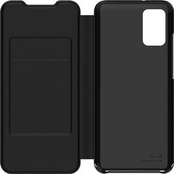 Etui folio Samsung Galaxy A02 noir