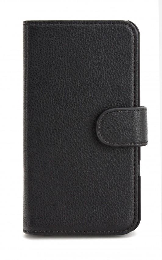 Etui Flap Kenzo Noir Trèfle iPhone 4, 4S