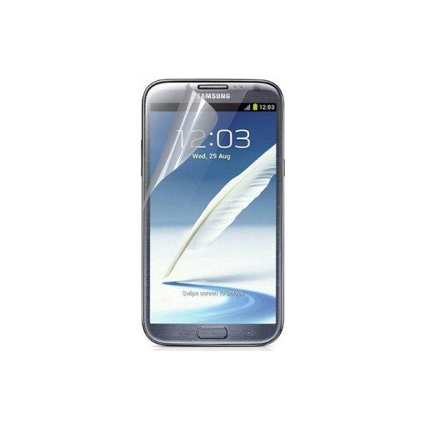 Film Ecran Samsung Galaxy Note II
