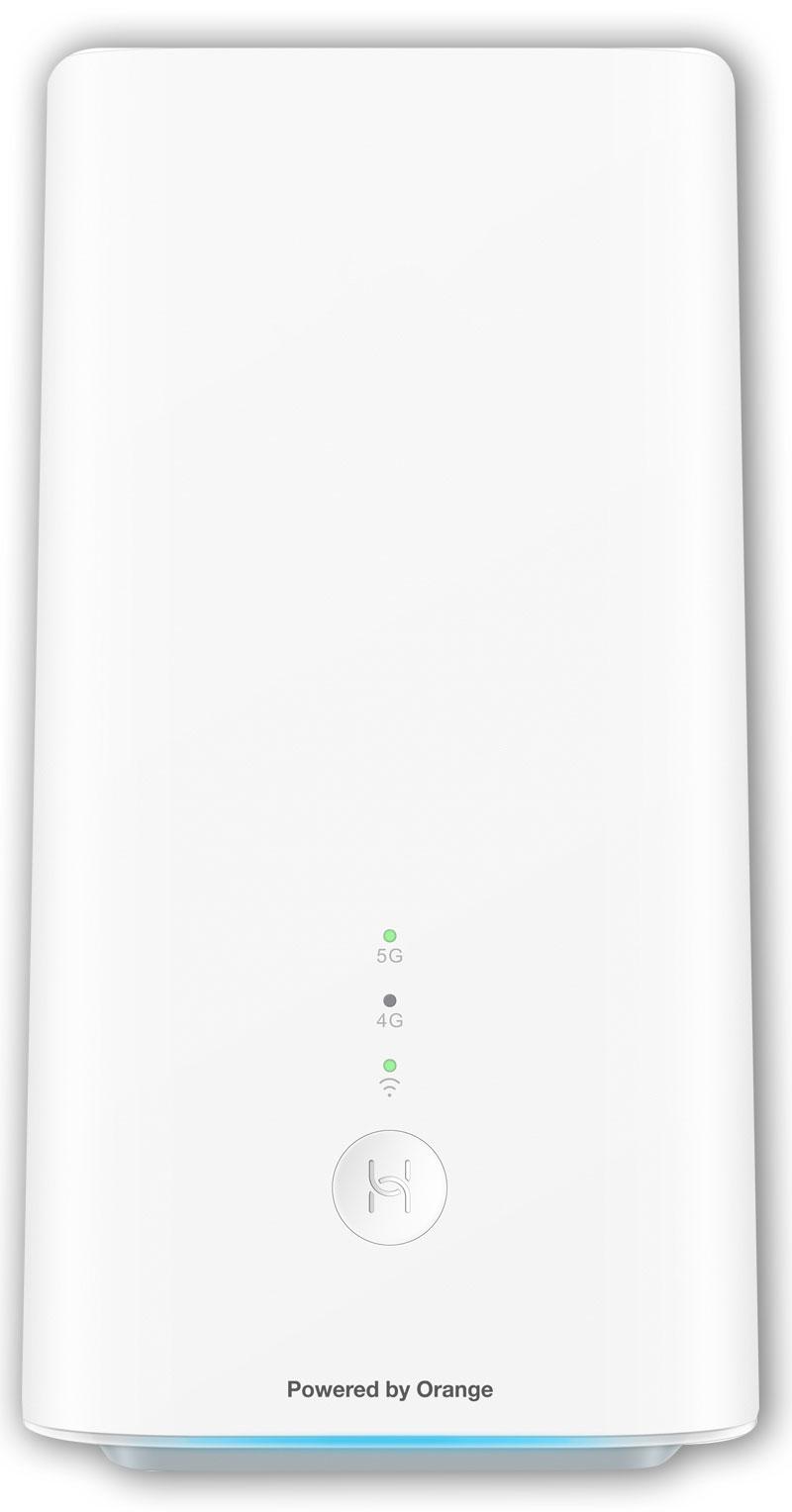 Orange Flybox 5G blanc