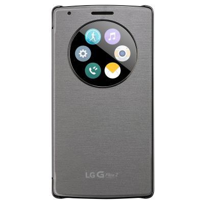 Folio LG GFlex 2 Quick Circle Noir