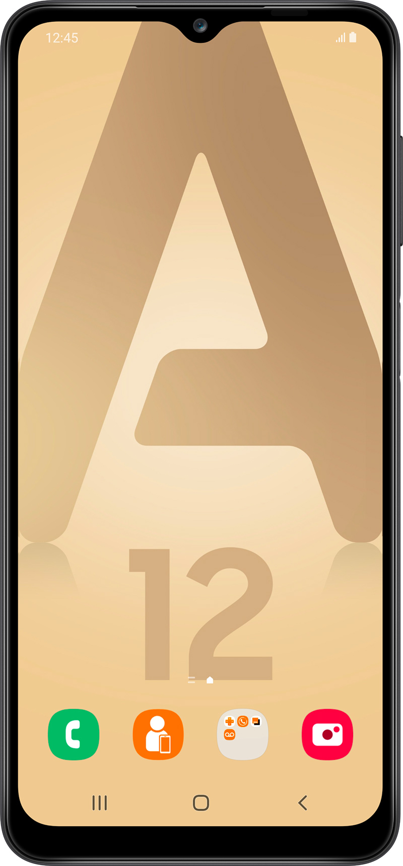 Samsung Galaxy A12 noir 64Go