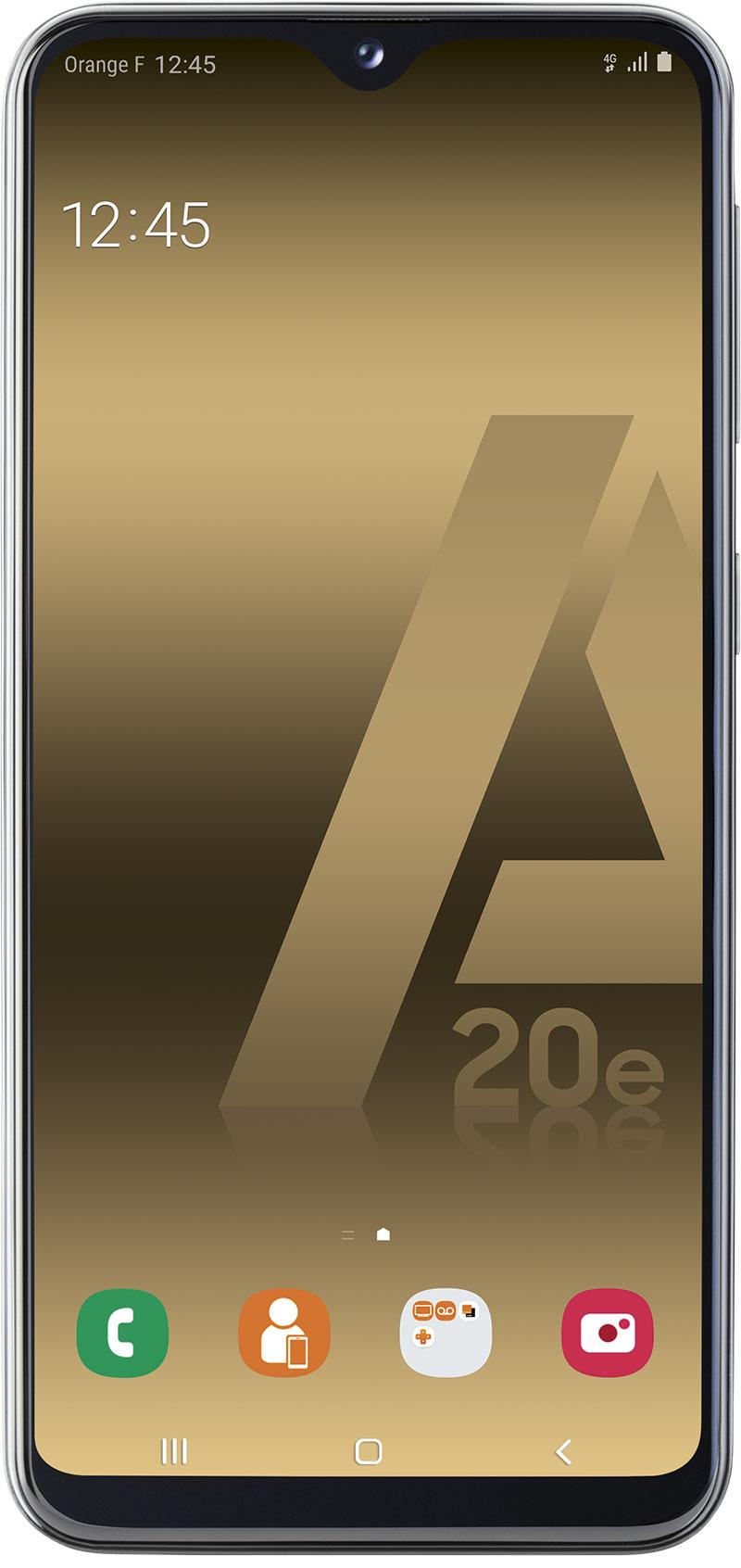 Samsung Galaxy A20e Dual Sim noir 32Go