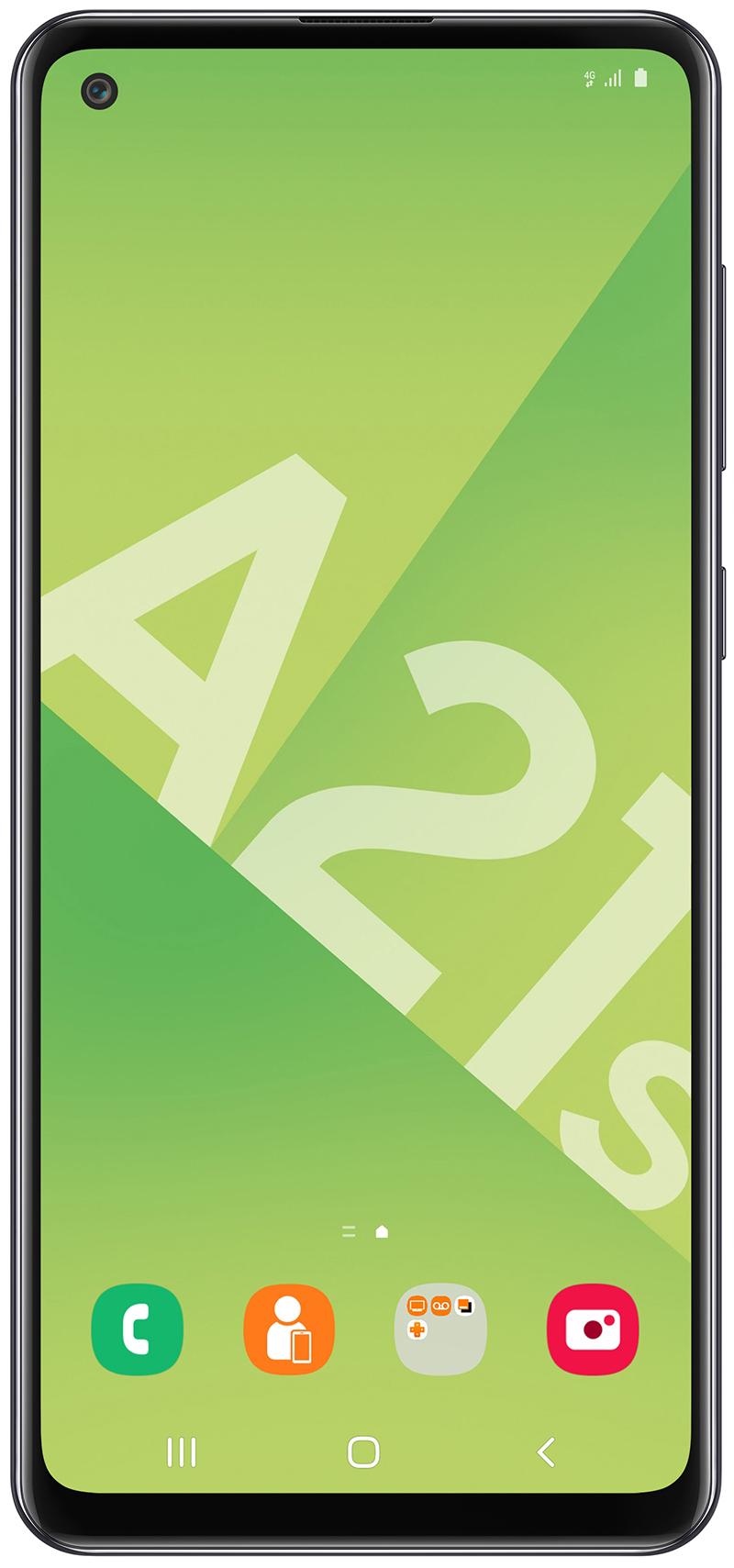 Samsung Galaxy A21s noir 32Go