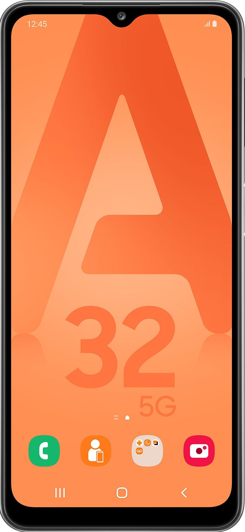 Samsung Galaxy A32 5G noir 128Go