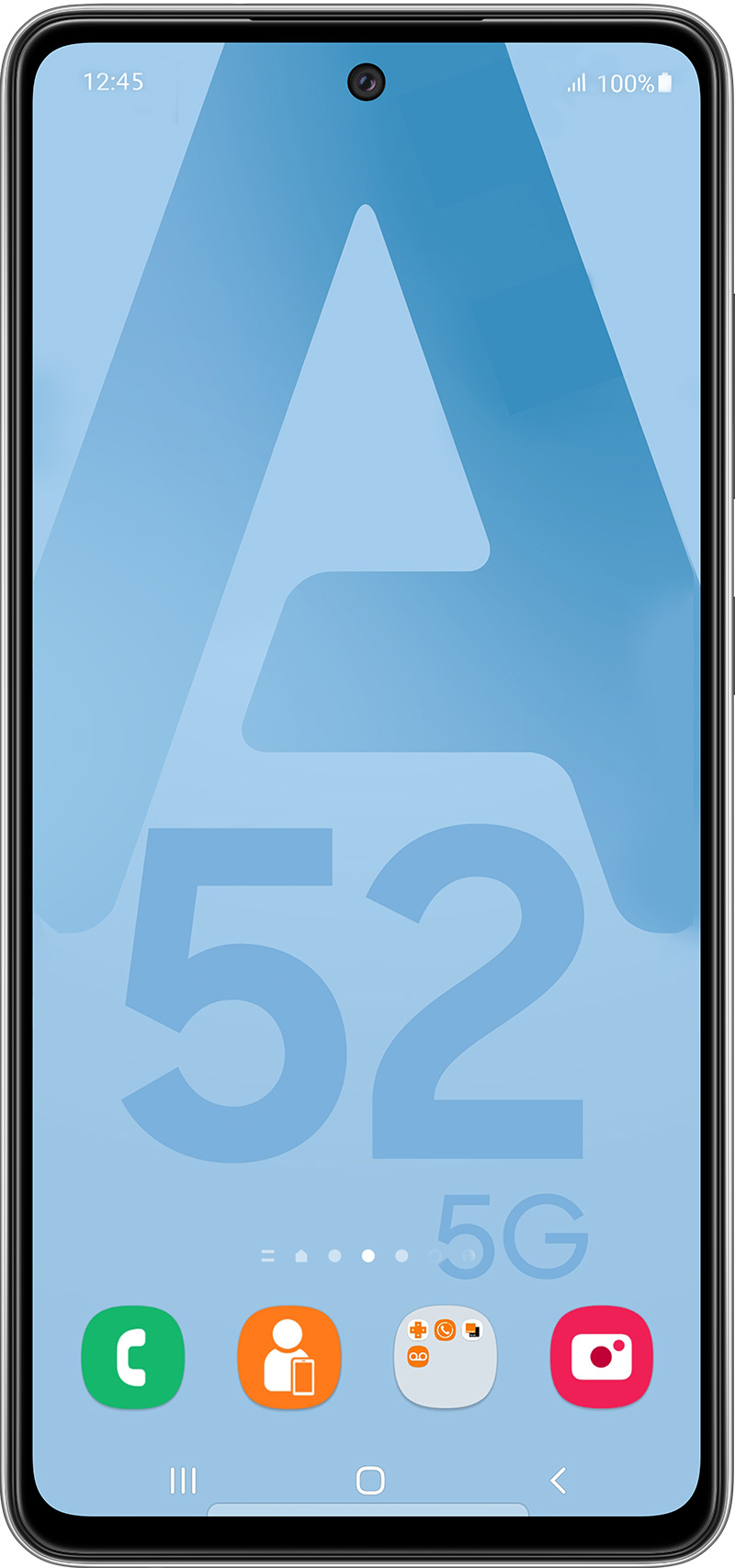 Samsung Galaxy A52 5G noir 128Go