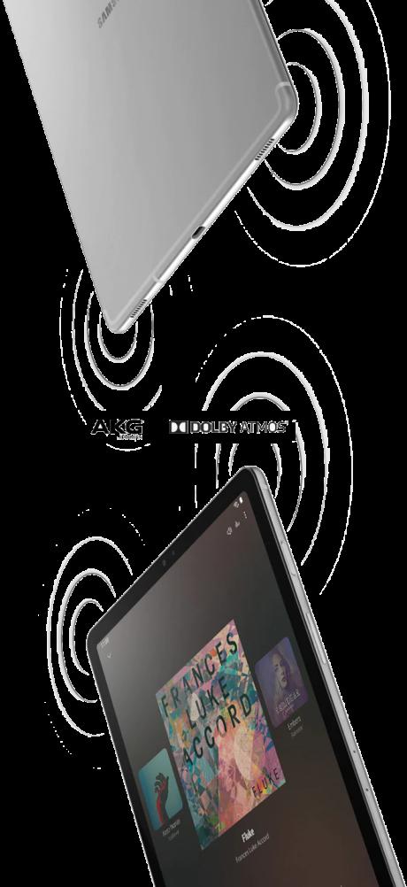 Samsung Galaxy Tab S5e Wifi noir carbone 64Go