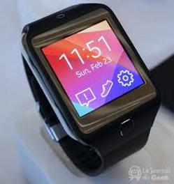 Samsung Gear Lite 2 noir