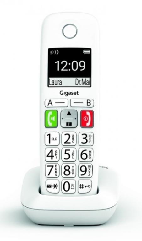 Téléphone fixe Gigaset E 290 solo