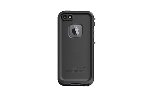 Coque étanche Lifeproof noire Iphone 5s