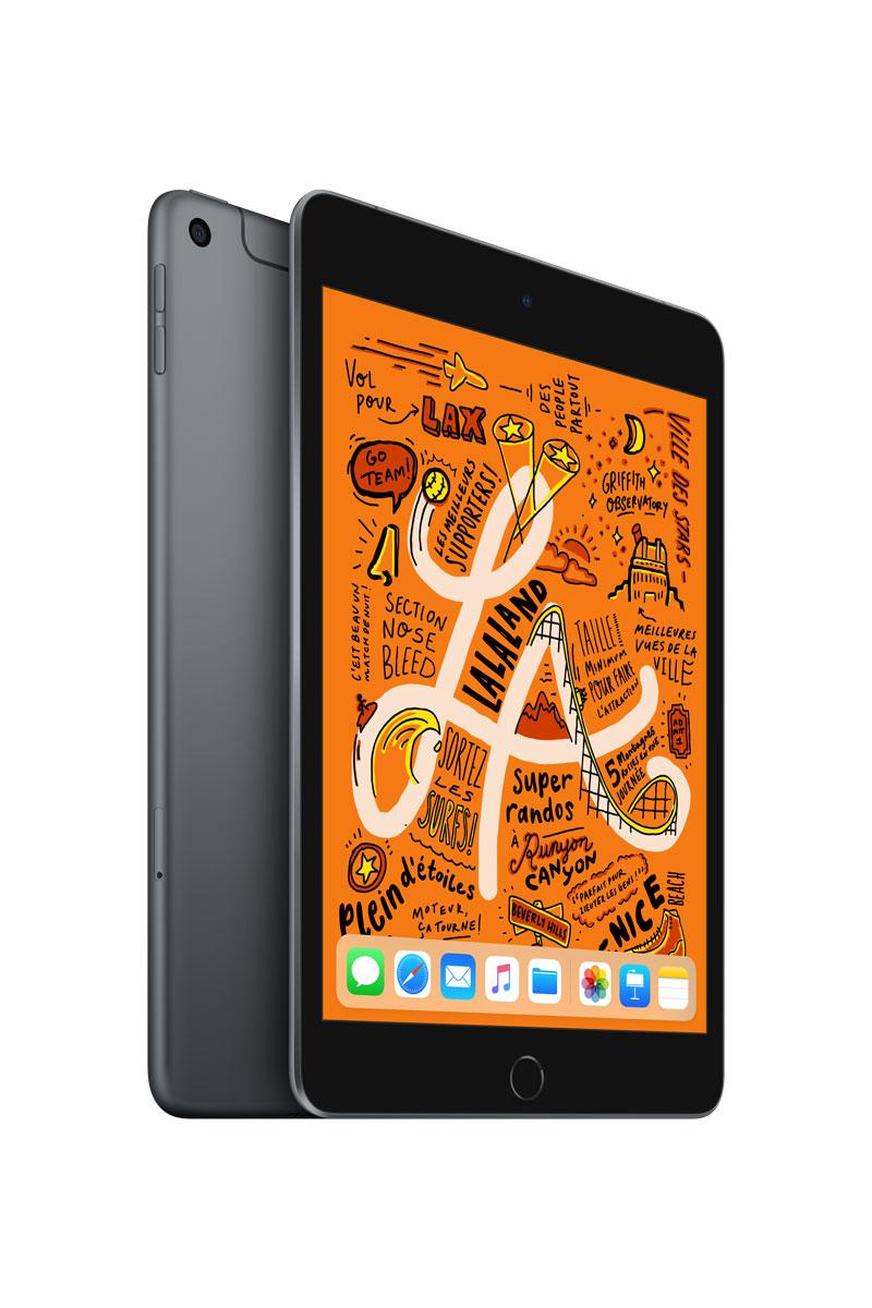 Apple iPad mini 5 gris sidéral 256Go