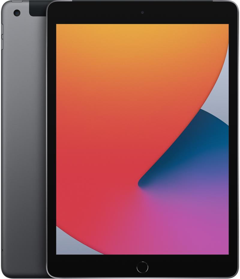 Apple iPad 10.2 2020 argent 128Go