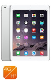 Apple iPad Air 2 WiFi+Cel Argent 32Go